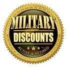 The Most Comprehensive List of Military Discounts Ever!